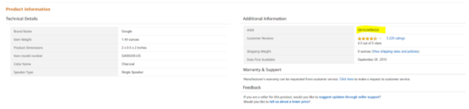 亚马逊产品ASIN码居然这么神奇?亚马逊ASIN有什么用?
